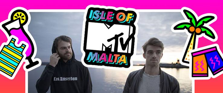 Isle Of MTV 2017: il 27/06 @19.30 in live streaming