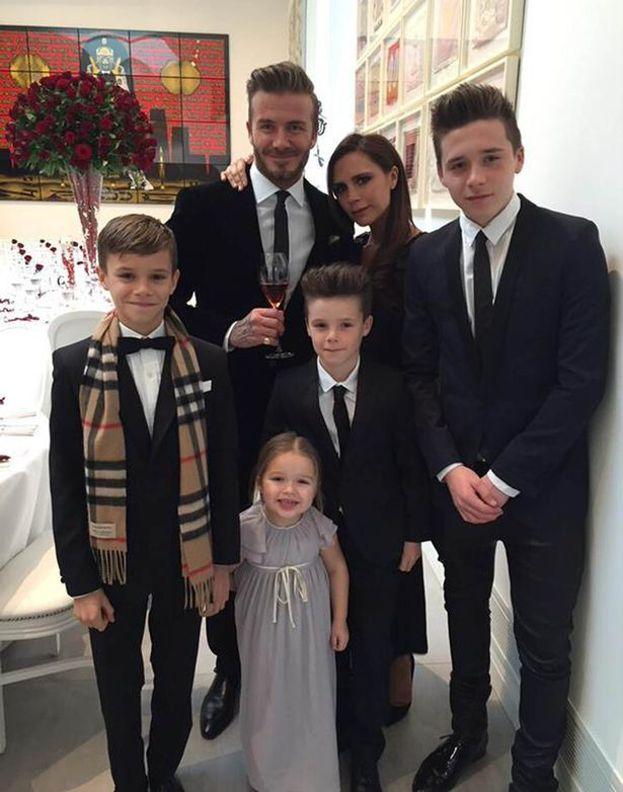 David e Victoria Beckham - oggi