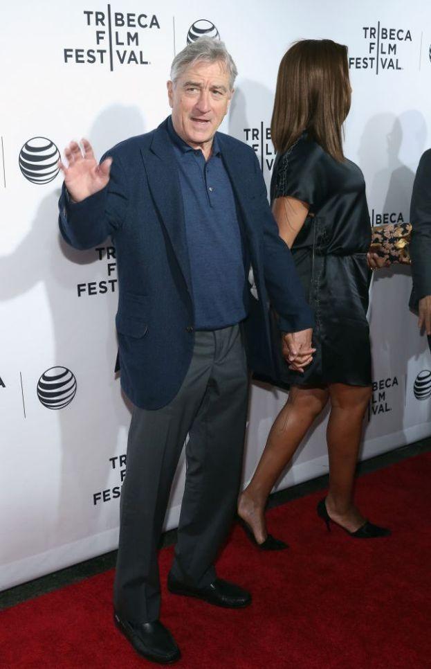 Robert De Niro ha un quarto di sangue italiano: il nonno paterno è nato a Ferrazzano, in Molise.