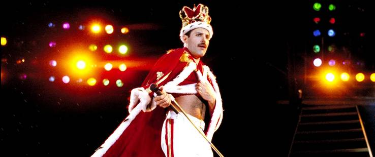 Queen e Freddie Mercury: il quiz
