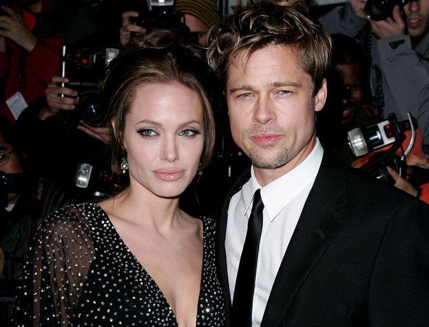 """Angelina Jolie e Brad Pitt alla prima di """"The Good Shepherd - L'ombra del potere"""" - 2006"""