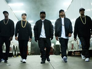 MTV Hip Hop R&B top 20 by Straight Outta Compton