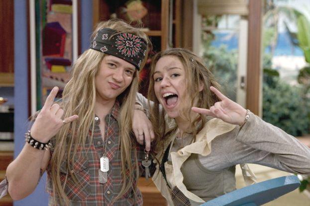 Miley in versione Hannah Montana