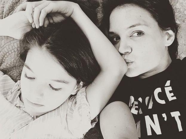 Katie Holmes e Suri :)