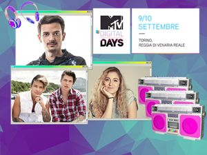 MTV Digital Days 2016: incontri e workshop