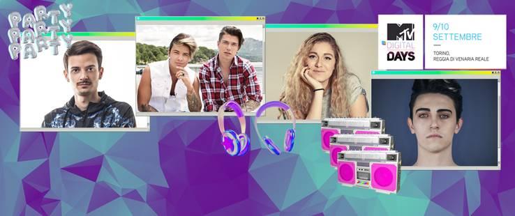 MTV Digital Days 2016: incontri e workshop