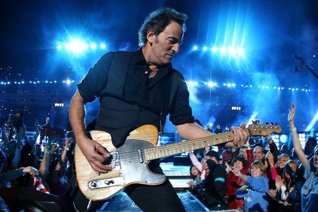 Il bisnonno di Bruce Springsteen è nato a Vico Equense, in provincia di Napoli.
