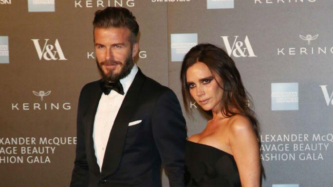David e Victoria Beckham festeggiano l'anniversario di nozze con un barbecue