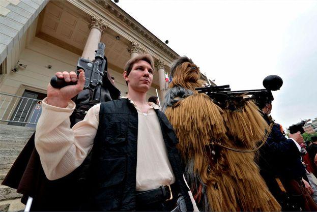 Star Wars Day a Milano