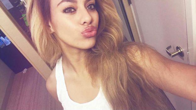 Dinah e le sue sopracciglia perfette