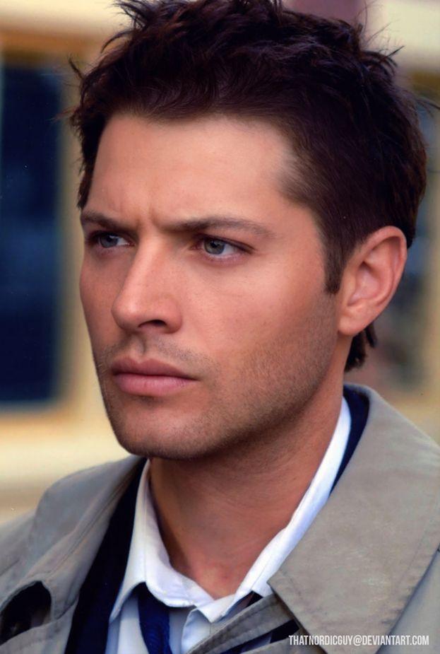 """Jensen Ackles + Misha Collins di """"Supernatural"""": Destiel"""