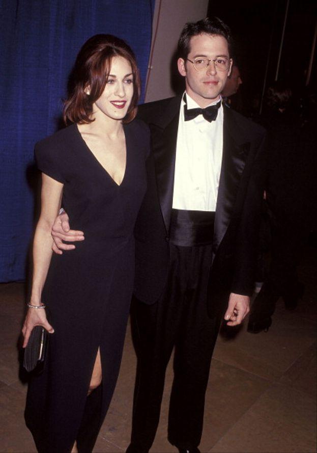 Matthew Broderick e Sara Jessica Parker - 1993