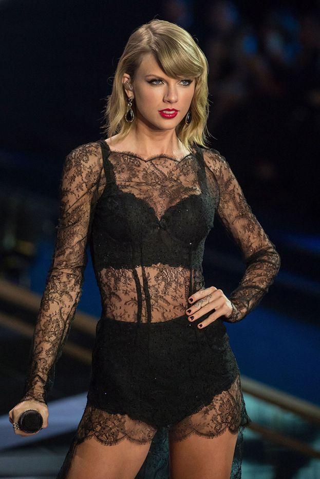 ... e terza Taylor Swift.