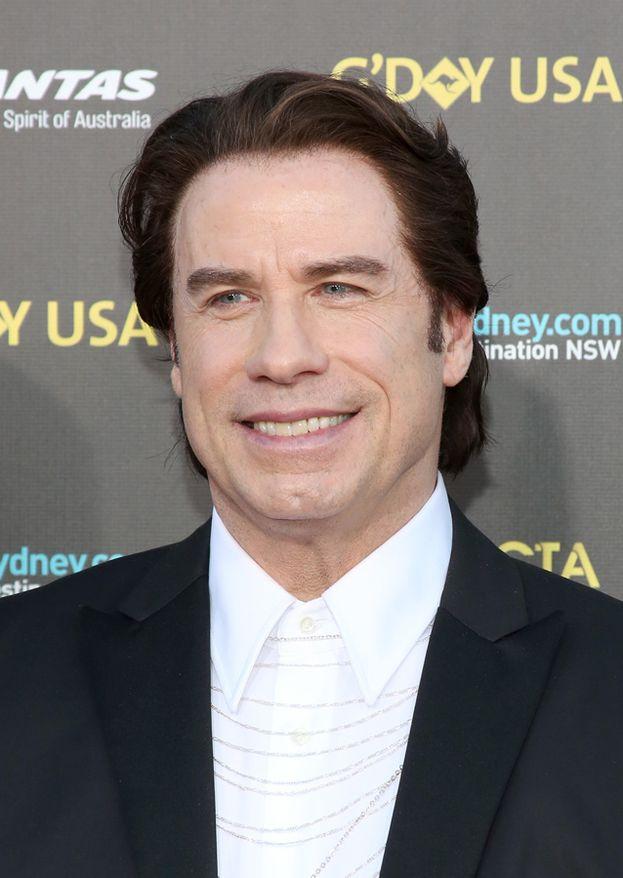 I nonni di John Travolta sono di Palermo.