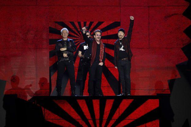 Global Icon - U2