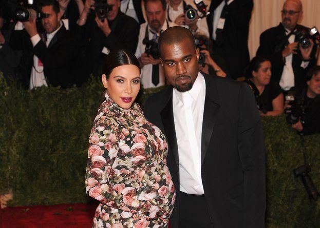 Kim Kardashian: 3 volte. Damon Thomas, Kris Humphries, Kanye West