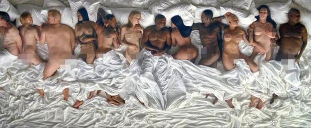 """Kanye West - """"Famous"""""""