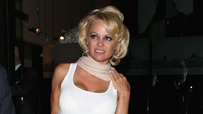 Pamela Anderson: 'Mi sembra di ringiovanire'