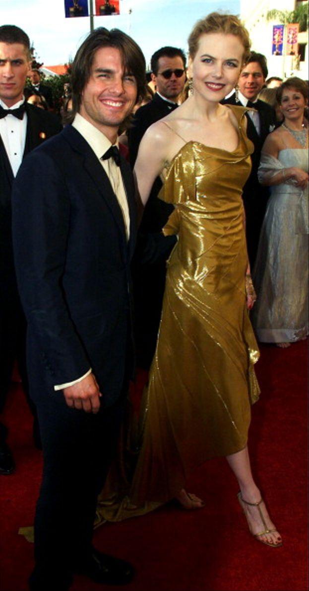 Nicole Kidman: 2 volte. Tom Cruise e Keith Urban