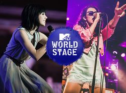 Charli XCX, Live from Helsinki, Finland 2014 + Carly Rae Jepsen, Live from Malaysia 2015