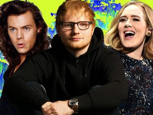 Ed Sheeran vs One Direction vs Adele vs Zayn