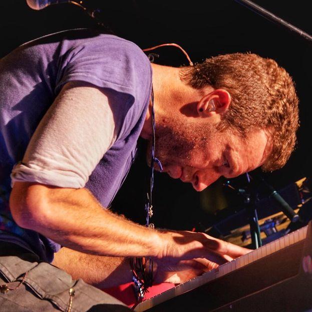 Coldplay: 2. Best Rock, Best Live