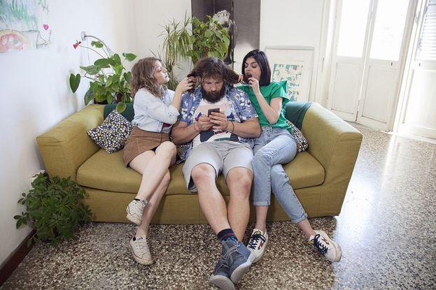Martin Castrogiovanni, Angela e Ilaria