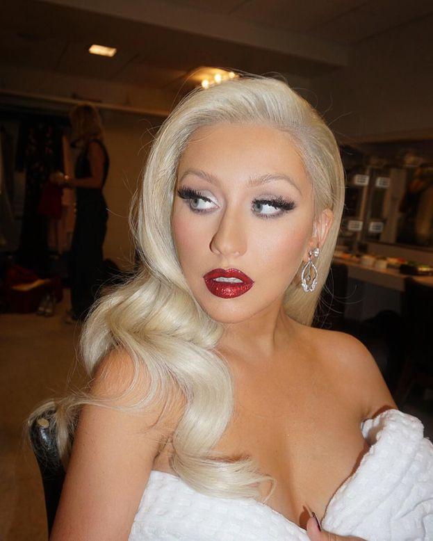A Christina Aguilera piace vivere pericolosamente: lei e il fidanzato Matthew Rutler si sono appartati in bagno per un po' di sexy time nel bel mezzo di una riunione di famiglia. E se fosse entrato un parente?