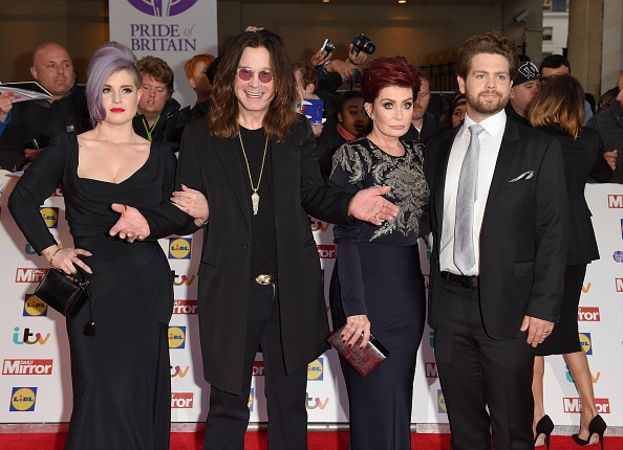 Ozzy e Sharon Osbourne - oggi