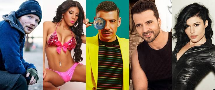 MTV Summer Hits 2017: la classifica delle canzoni dell'estate