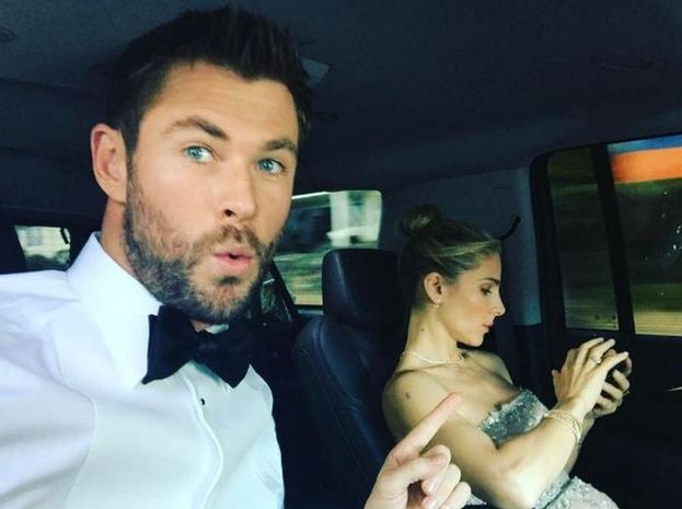 Chris Hemsworth e Elsa Pataky