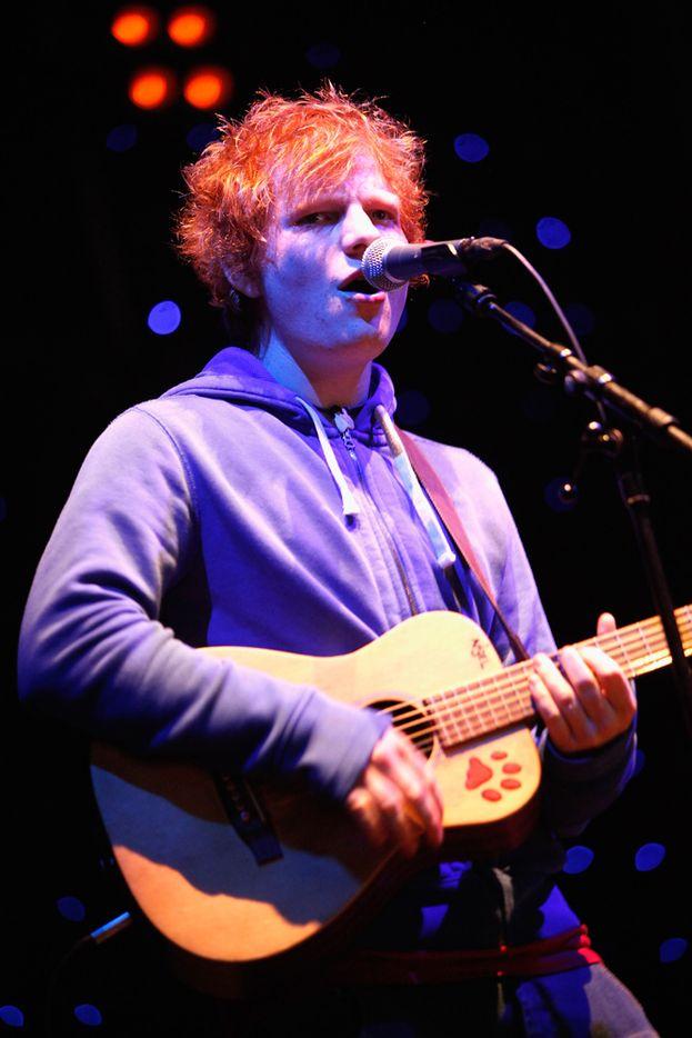 """Ed Sheeran - Nel 2011 spunta dal nulla questo ventenne inglese di belle speranze con il disco """"+"""". Inizia così la sua scalata alla vetta del mondo..."""