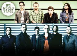 Kings of Leon e Linkin Park