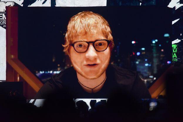 Best Live - Ed Sheeran