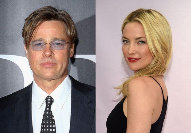Kate Hudson. Eccoci a inizio 2017: dopo il gossip senza fondamento di un flirt con Marion Cotillard, sembra proprio che Brad si stia già lasciando Angelina alle spalle.