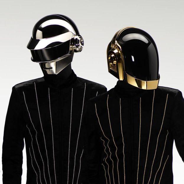 Guy-Manuel de Homem-Christo (metà Daft Punk) - 9 febbraio 1974