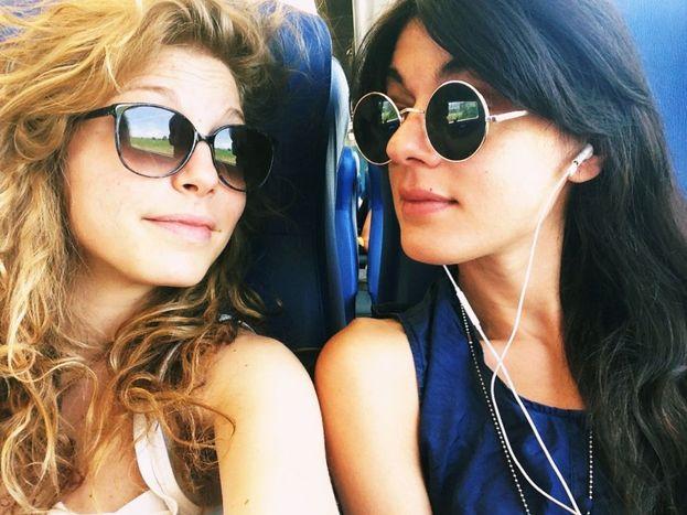 Angela e Ilaria