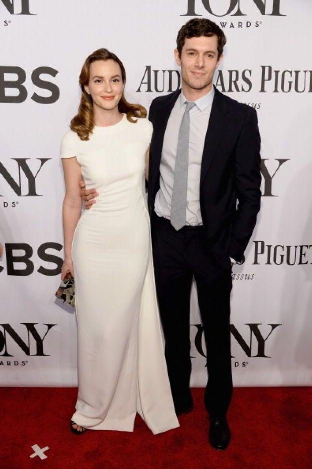 Leighton Meester e Adam Brody - Coppia superdiscreta, che si è sposata il 15 febbraio 2014 senza fare annunci pubblici né prima né dopo.