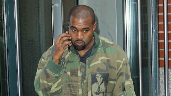 Kanye West ha rischiato di morire in un campo minato