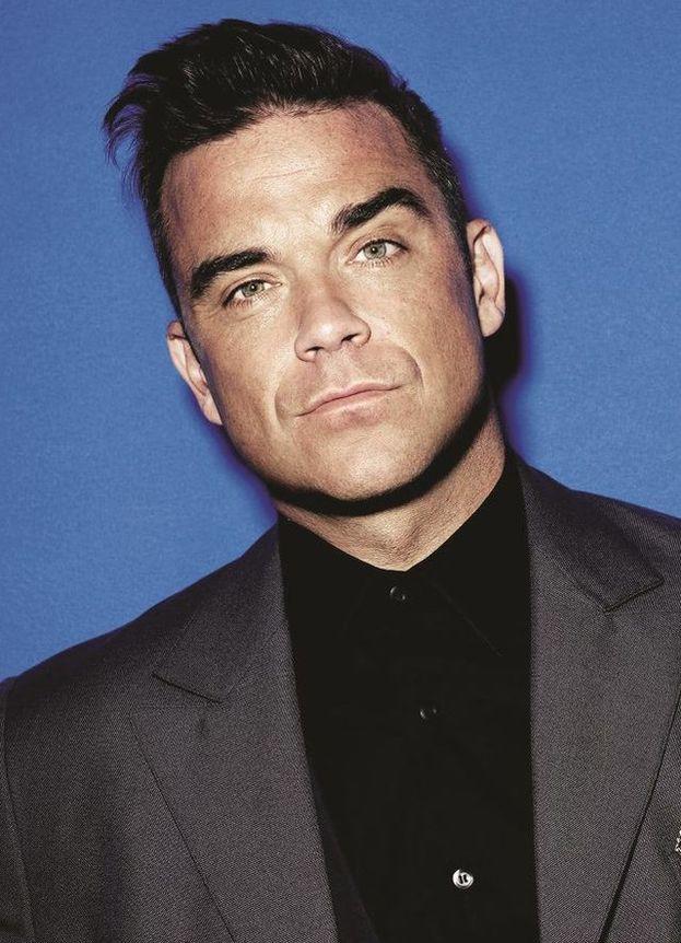 L'icona sexy dei Take That Robbie Williams è il padre di due piccoli cuccioli avuti con la moglie Ayda Field.