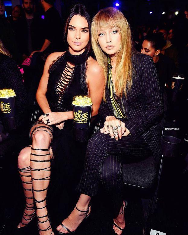 Gigi Hadid e Kendall Jenner