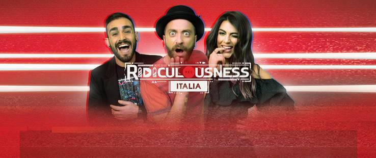 Ridiculousness Italia: la seconda stagione