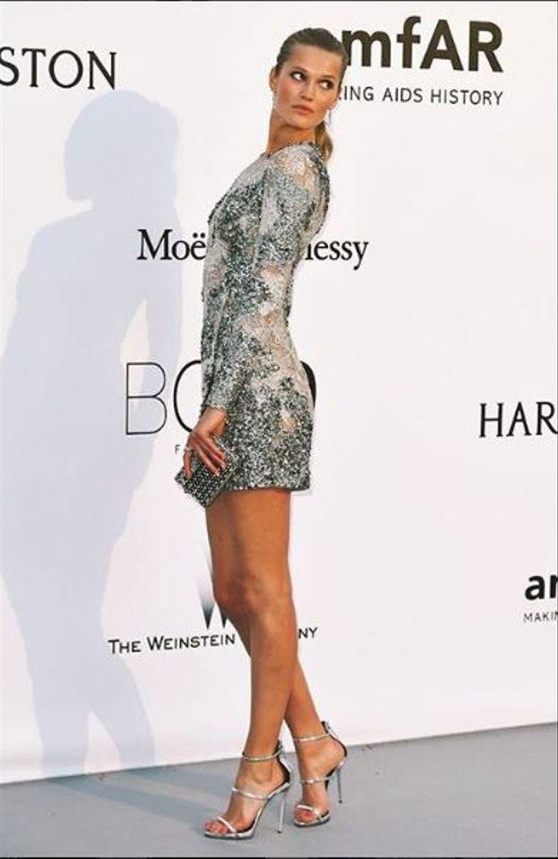 Toni Garrn - Un anno e mezzo di relazione, tra il 2013 e il 2014, con l'allora 22enne modella tedesca.
