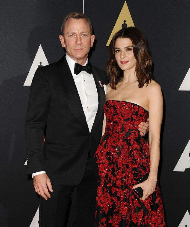 Rachel Weisz e Daniel Craig - Più intimo di così è pressoché impossibile: i due attori si sono sposati nel 2011 a New York con solo quattro invitati, fra cui il figlio di lei e la figlia di lui.