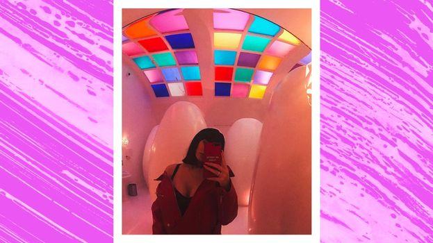 Selfie in bagno