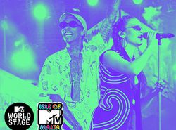 Jess Glynne & Wiz Khalifa (Live from Isle of MTV, Malta 2016)