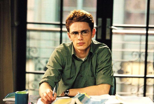 """James Franco in """"Spider-Man"""" - Ha fatto il provino per la parte di Peter 'Uomo Ragno' Parker (andata a Tobey Maguire). Invece gli hanno dato la parte di Harry Osborn."""