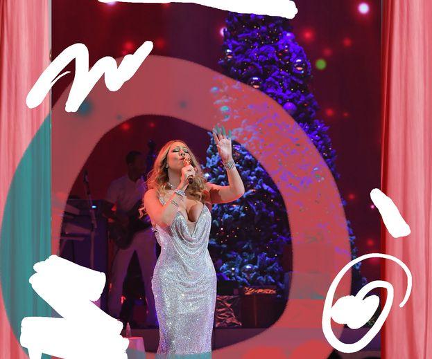 "La regina del Natale è lei: Mariah Carey! che feste sarebbero senza ""All I Want for Christmas Is You"""