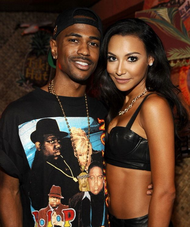 Big Sean e Naya Rivera
