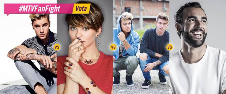 MTV Fan Fight: VOTA ORA